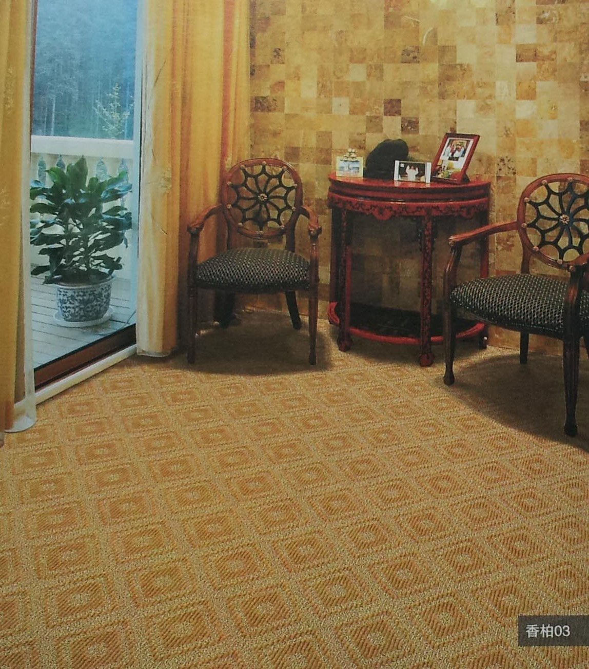 Thảm trải sàn Cedar03