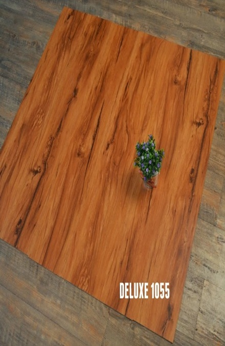 Sàn nhựa giả gỗ Deluxe 1055