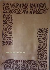Thảm len trang trí 11B017