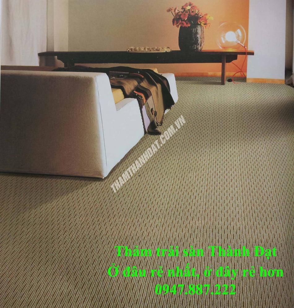 Lưu ý cho dân văn phòng chọn mua thảm trải cho sàn nhà ( carpet )