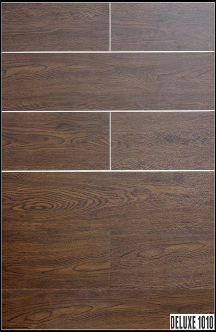 Sàn nhựa giả gỗ Deluxe 1010
