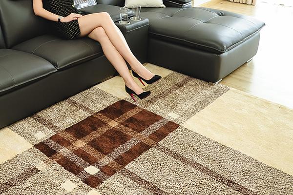 """Tư vấn: """"Mùa hè nên chọn mua thảm trải sàn sofa chất liệu gì?"""""""
