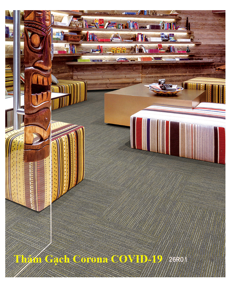 Thảm Corona COVID-19