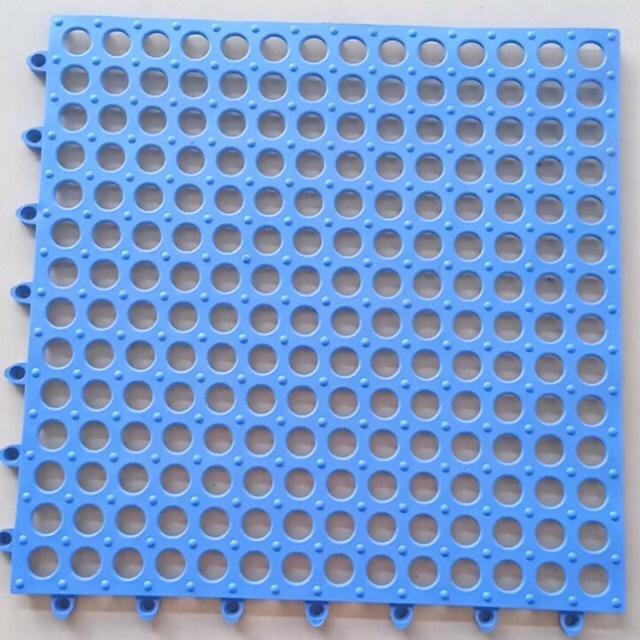 Thảm nhựa ghép dẻo 25cm*25cm